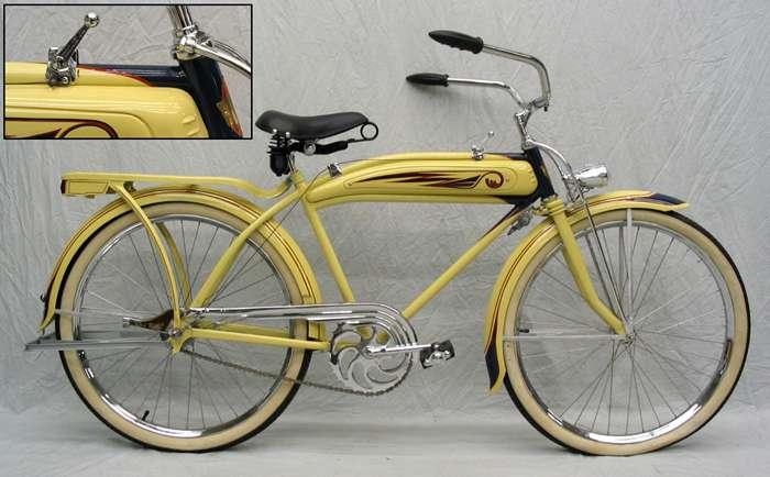 Hawthorne bicycle key generator